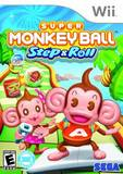 Super Monkey Ball: Step & Roll (Nintendo Wii)