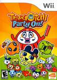 Tamagotchi: Party On! (Nintendo Wii)