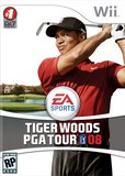 Tiger Woods PGA Tour 08 (Nintendo Wii)
