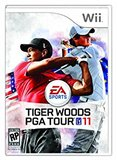 Tiger Woods PGA Tour 11 (Nintendo Wii)