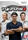 Top Spin 3 (Nintendo Wii)