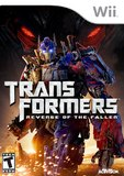 Transformers: Revenge of the Fallen (Nintendo Wii)