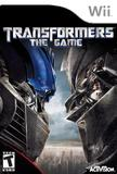 Transformers: The Game (Nintendo Wii)