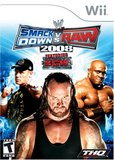 WWE SmackDown vs. RAW 2008 (Nintendo Wii)