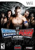 WWE SmackDown vs. RAW 2010 (Nintendo Wii)