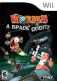 Worms: A Space Oddity (Nintendo Wii)