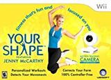 Your Shape featuring Jenny McCarthy -- Camera Bundle (Nintendo Wii)