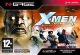 X-Men Legends II: Rise of Apocalypse (Nokia N-Gage)