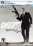 007: Quantum of Solace (PC)