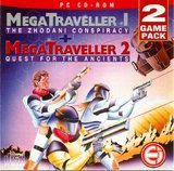 2 Game Pack: MegaTraveller I + MegaTraveller 2 (PC)