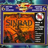 5 Plus One: Sinbad and the Throne of the Falcon + 5 (PC)