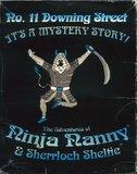 Adventures of Ninja Nanny & Sherrloch Sheltie: No. 11 Downing Street, The (PC)