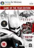 Batman: Arkham City -- Game of the Year Edition (PC)