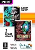 Broken Sword 1 & 2 Double Pack DVD (PC)