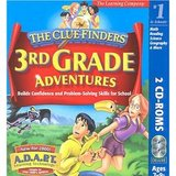 Clue Finders: 3rd Grade Adventures: Mystery of Mathra (PC)
