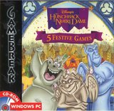 Disney's: The Hunchback of Notre Dame 5 Topsy Turvy Games (PC)