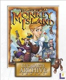 Escape from Monkey Island -- Lucasarts Archive Series (PC)