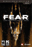 FEAR -- Director's Edition DVD (PC)