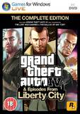 Grand Theft Auto IV -- The Complete Edition (PC)