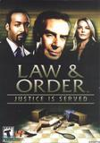 Law & Order: Justice Is Served (PC)