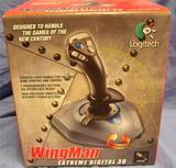 Logitech WingMan Extreme Flight Stick (PC)
