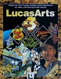 LucasArts Triple Pack: Sam & Max, Day/Tentacle and Fate of Atlantis (PC)