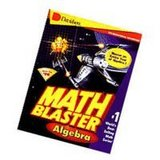 Math Blaster Algebra 1 (PC)