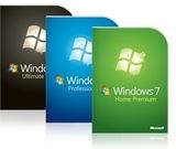 Microsoft Windows 7 -- Upgrade (PC)