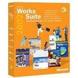 Microsoft Works Suite 2002 (PC)