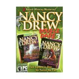 Nancy Drew Double Dare 3: The Secret of Shadow Ranch/Curse of Blackmoor Manor (PC)