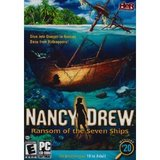 Nancy Drew Mystery 20: Ransom of the Seven Ships (PC)