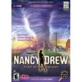 Nancy Drew Mystery 22: Trail of the Twister (PC)