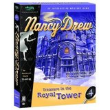 Nancy Drew Mystery 4: Treasure in the Royal Tower (PC)