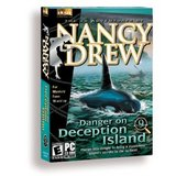 Nancy Drew Mystery 9: Danger on Deception Island (PC)