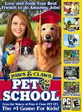 Paws & Claws: Pet School (PC)