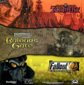 Planescape: Torment/Forgotten Realms: Baldur's Gate/AD&D: Fallout 2 (PC)