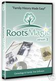 RootsMagic Genealogy & Family Tree Software (PC)