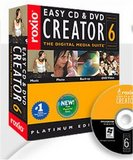 Roxio Easy CD & DVD Creator 6 (PC)