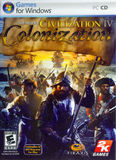 Sid Meier's Civilization IV: Colonization (PC)