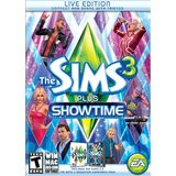 Sims 3: Plus Showtime, The (PC)
