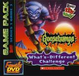 Wendy's Goosebumps: What's Different Challenge (PC)