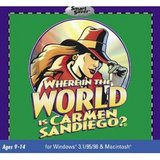 Where in the World is Carmen Sandiego? (PC)
