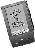 PDA -- Apple Newton MessagePad (PDA)