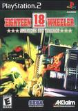 18 Wheeler: American Pro Trucker (PlayStation 2)