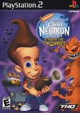 Adventures of Jimmy Neutron: Boy Genius: Attack of the Twonkies, The (PlayStation 2)