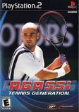 Agassi Tennis Generation (PlayStation 2)