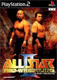 All Star Pro-Wrestling II (PlayStation 2)