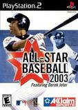 All-Star Baseball 2003 (PlayStation 2)