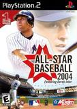 All-Star Baseball 2004 (PlayStation 2)