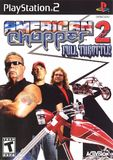 American Chopper 2: Full Throttle (PlayStation 2)